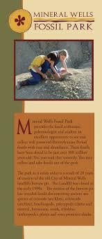 Old Brochures Digital Travel Brochures Visit Mineral Wells