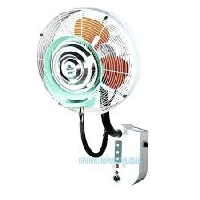 wall mount misting fan mounted with rain protection and remote control outdoor waterproof fans decorating ideas for bedroom l mist