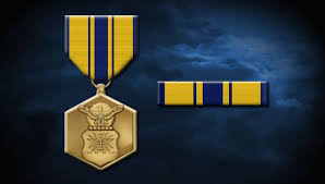 Af Medals Chart Air Force Commendation Medal Air Forces Personnel Center