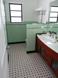 mid century bathroom. Mid Century Bathroom Tile Amazing 14 Midcentury Modern Ideas Hunker Inside 12 | Pateohotel.com Floors.
