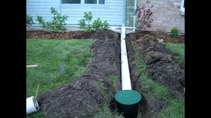 backyard drainage solutions