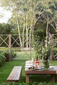 Relaxing front yard fence remodel ideas Outdoor Garden Dining Area House Beautiful 53 Beautiful Landscaping Ideas Best Backyard Landscape Design Tips