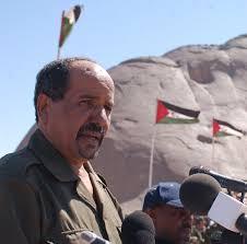 Il presidente della Rasd Mohamed Abdelaziz e il ministro per i Rapporti con l'Europa Mohamed Sidati parlano della situazione nel Sahara Occidentale. - mohamed_abdelaziz_500