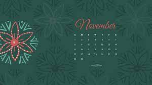 November 2020 Calendar HD Wallpapers ...