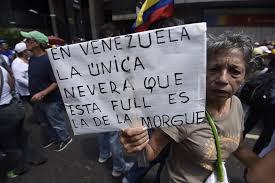 Resultado de imagen para Imagenes de las manifestaciones en venezuela en contra de la dictadura