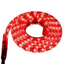 120 Volt Red Led Light Amazon Com Brilliant Brand Lighting Red Led Strip Light