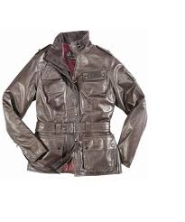 womens barbour leather nation jacket