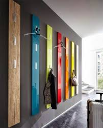 Unique Coat Racks Wall Mounted Awesome 32 Stylish Wall Mounted Coat Hooks Creative Designs New Home