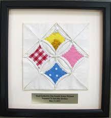 eBrochure - Framing Quilts & Framed Quilt Block Adamdwight.com