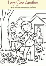Small Picture Emejing Love One Another Coloring Pages Contemporary Coloring