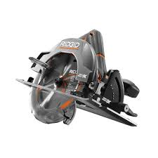 ridgid tools saw. ridgid 18-volt gen5x cordless 7-1/4 in. circular saw (tool-only) with blade and wrench-r8652b - the home depot ridgid tools i
