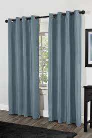 epic window treatment decoration with slate blue curtain engaging window treatment decoration with single dark