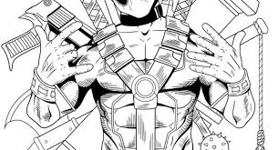 Small Picture deadpool coloring pages pdf Archives Cool Coloring Pages and
