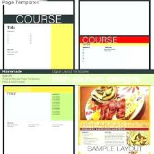 Recipe Book Formats Family Cookbook Template Free Printable Recipe Book Cover