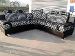 dhol corner l shape sofa set 5 seater