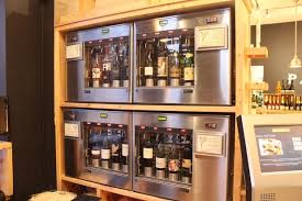 Large Vending Machines Cool Wine Vending Machines Have Arrived At Paired Wine In Boystown