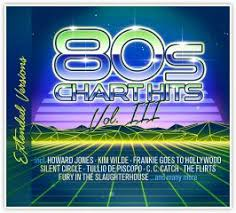 80s Pop Charts 54 Described Music Chart Of The 80s