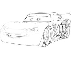 35 Lightning Mcqueen Coloring Pages Free Get This Lightning Mcqueen