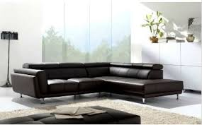 Seriena 2 piece sectional sofa, black sectional sofa, leather sectionals,  chaise lounge,