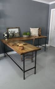 reclaimed wood office desk. Reclaimed Office Desk Wood Along Second Hand Furniture .