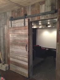 vintage interior barn doors
