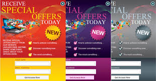 Template For Advertising Pop Up Ad Templates Screenpopper