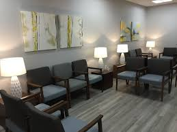 modern medical office design. Alexis Pearl Design | Texas Vascular Associates, Modern Doctors Office, Grey, Arden Art Medical Office T