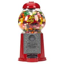 jelly belly mini bean machine with 4oz bag of jelly beans1ea