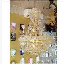 win empire crystal chandelier chandeliers lighting white with touch of gold