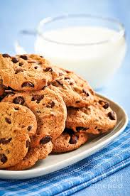 chocolate chip cookies and milk. Contemporary And Cookies Photograph  Chocolate Chip And Milk By Elena Elisseeva O