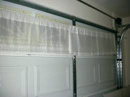 garage door window privacy