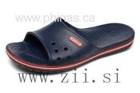crocs office. Fine Office Appealing Size US 11 Sandals Blue Special Offer Crocs Crocband II  Slide  In Construction With Office
