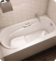 bainultra bamdrb00n 16 amma 6032 60 x 32 alcove or drop in customizable bath tub with finish sandbar and system type soaker only no therapy