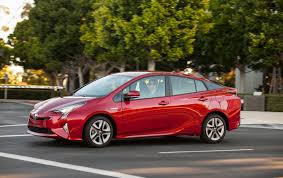 2016 Toyota Prius Pricing in the US Starts at $24,200 - autoevolution