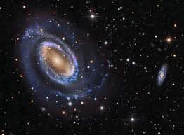 Ngc 4725 One Armed Spiral Galaxy Astronomy Magazine