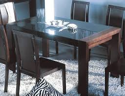 wood base glass top dining table glass top dining tables with wood base wood base glass