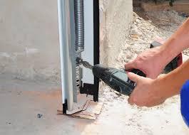 diy garage door springs replacement