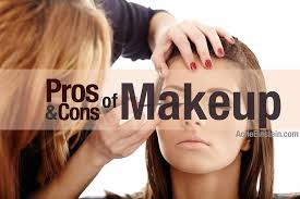 should people with acne use makeup