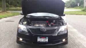 Toyota Camry Turbo - YouTube