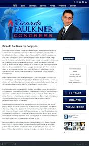 Best Political Candidate Website Templates Election Results