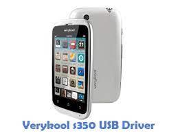 Download Verykool s350 USB Driver
