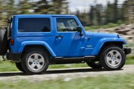 the 2 door wrangler rubicon model i tested with the rocktrac 4wd system hard top and navigation listed for 35 515 a 4 door wrangler unlimited with all