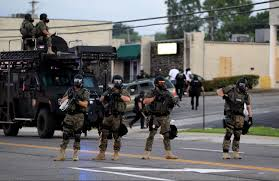 why it s impossible to indict a cop the nation riot police in ferguson missouri ap photo jeff roberson