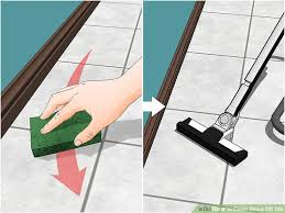 image titled clean grout off tile step 1