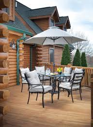 3 Ways to Protect Your Outdoor Patio Furniture in Winter Hanover