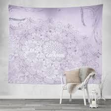 dancing ballerinas wall decor nursery wall art in lavender
