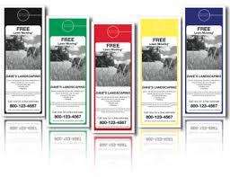 Free Door Hangers Templates Door Hangers Fast Printing Free Easy Online Templates