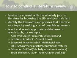 Douglas and Judith Krupp Library   Writing a Literature Review     LSE Blogs