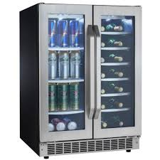 danby undercounter beverage center with
