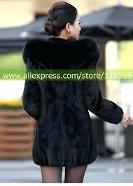 faux fur coat with hood s women winter hooded fake fur coats plus size vintage artificial black faux faux fur hooded parka forever 21